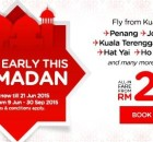 AirAsia Early Ramadan Promo