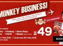 AirAsia 2016 February Promo