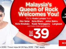 AirAsia Colourful Culture Promo Sale