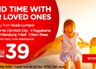 AirAsia Spend Time With Loved One Promo