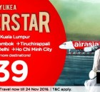 AirAsia Fly Like A Superstar Promo 2016