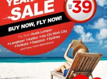 AirAsia RM39 Year End Promotion