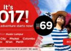 AirAsia New Adventure Promo
