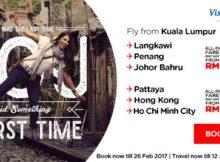 AirAsia Visit Asean 50 Promo