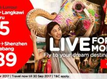 AirAsia Live For The Moment Promo