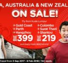AirAsia International Destinations Promo
