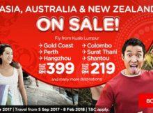 AirAsia International Destinations Promo