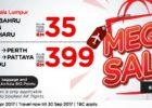 AirAsia Mega Sale Promo