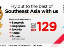 AirAsia Southeast Asia Promo