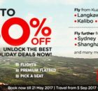 AirAsia 50 Percent Off Holiday Promo