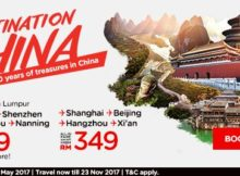 AirAsia China Destinations Promotion