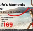 AirAsia Enjoy Life Moment Promotion