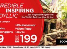 AirAsia Incredible Inspiring Promo