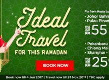 AirAsia Ramadan Travel Promo
