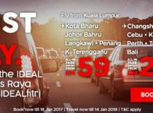 AirAsia Just Fly Promotion