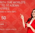AirAsia Fly Asean Countries Promotion