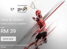 AirAsia Sea Games Promotion