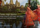 AirAsia Low Fares High Spirits Promo
