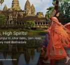 AirAsia Low Fares High Spirits Promo